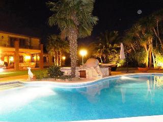 4 bedroom Villa in Perelada, Costa Brava, Spain : ref 2235912