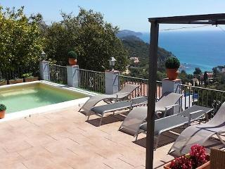 4 bedroom Villa in Blanes, Costa Brava, Spain : ref 2236476