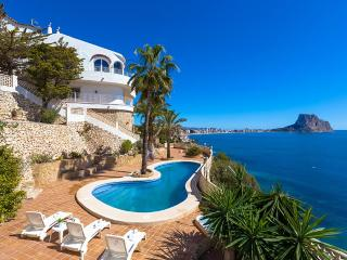 6 bedroom Villa in Calpe, Valencia, Spain : ref 5047226