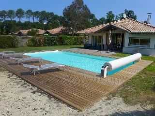 3 bedroom Villa in Moliets, Les Landes, France : ref 2242621