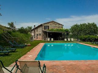 Villa in Radicofani, Siena, Italy, Celle sul Rigo