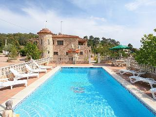 5 bedroom Villa in Lloret de Mar, Catalonia, Spain : ref 5083069