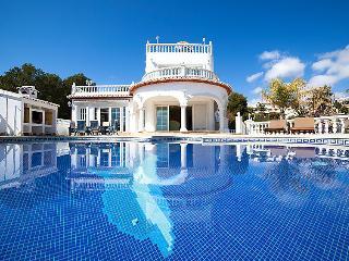 Villa in Calpe/Calp, Costa Blanca, Spain, La Llobella