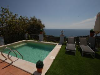 Villa Marina - fabulous sea view! Pool & wifi, Blanes