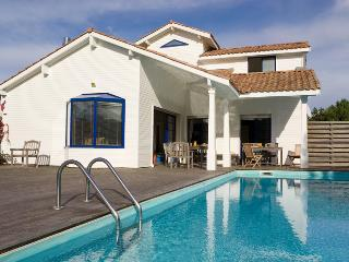 2 bedroom Villa in Moliets, Aquitaine, France : ref 2255516