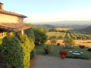 5 bedroom Villa in Certaldo, Tuscany, Italy : ref 5455289