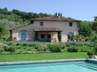 6 bedroom Villa in Montespertoli, Florence, Italy : ref 2259016