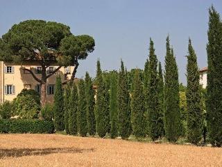 Villa in Arezzo, Tuscany, Italy, Ponte alla Chiassa