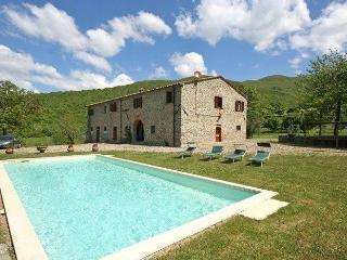 Villa in Subbiano, Tuscany, Italy, Chitignano
