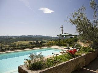 Villa in Tavarnelle Val Di Pesa, Tuscany, Italy, Barberino Val d'Elsa