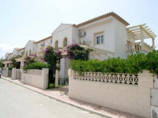 2 bedroom apartment, aircon, 25m from the beach, Els Poblets