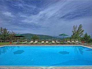 Villa in Monterchi, Tuscany, Italy, Lippiano