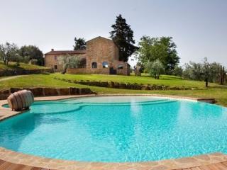9 bedroom Villa in Poggibonsi, Tuscany, Italy : ref 2265946