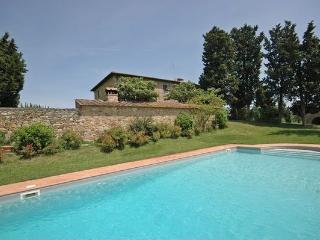 Villa in Castellina In Chianti, Tuscany, Italy, Staggia