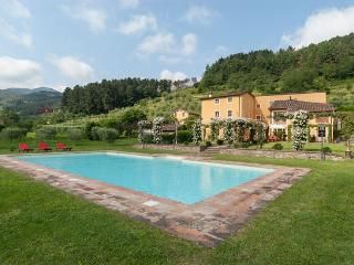 8 bedroom Villa in Vorno, Tuscany, Italy : ref 5476951