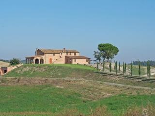 7 bedroom Villa in Buonconvento, Tuscany, Italy : ref 5476943