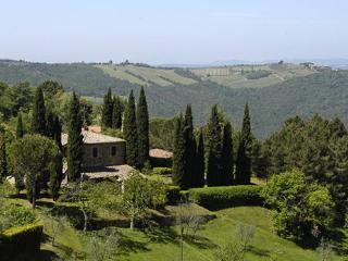 4 bedroom Villa in Montalcino, Tuscany, Italy : ref 5477207
