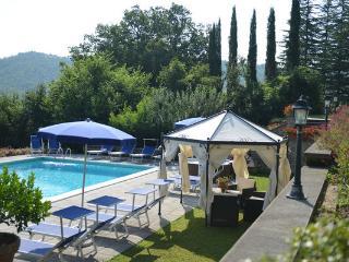 6 bedroom Villa in Monterchi, Tuscany, Italy : ref 2266187