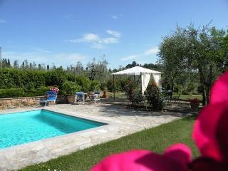 5 bedroom Villa in Montespertoli, Tuscany, Italy : ref 2266226