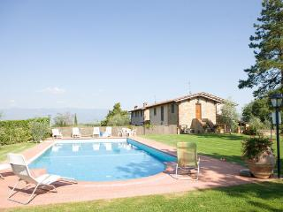 4 bedroom Villa in Cavriglia, Tuscany, Italy : ref 5477221