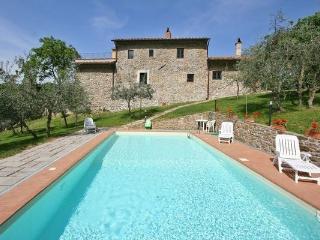 Villa in San Polo In Chianti, Tuscany, Italy, Poggio alla Croce