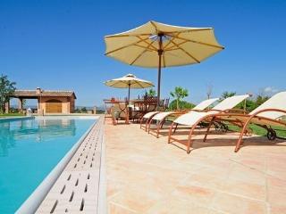 4 bedroom Villa in Montelopio, Tuscany, Italy : ref 2266244