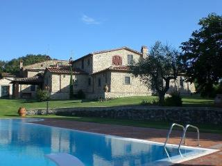 4 bedroom Villa in Monsummano Terme, Tuscany, Italy : ref 2266262
