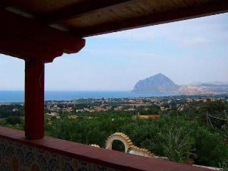 Villa in Erice, Sicily, Italy