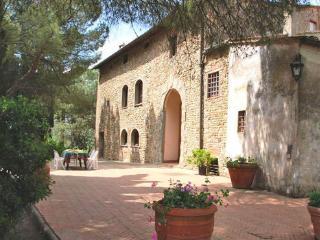 4 bedroom Villa in Montelupo Fiorentino, Tuscany, Italy : ref 5477313