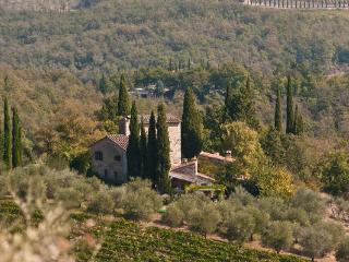 Villa in Volpaia, Tuscany, Italy