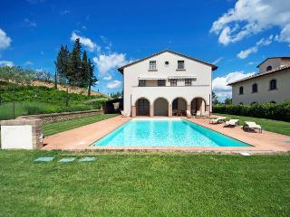 5 bedroom Villa in Luiano, Tuscany, Italy : ref 2269933, Pancole