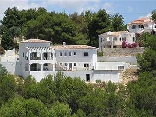 Villa in Benissa, Costa Blanca, Benissa, Spain, La Llobella