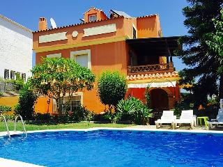 5 bedroom Villa in Marbella, Andalusia, Spain : ref 5025849