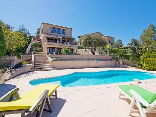5 bedroom Villa in Les Issambres, Cote D Azur, France : ref 2283365, Saint-Aygulf