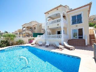 5 bedroom Villa in Calpe, Valencia, Spain : ref 5026287