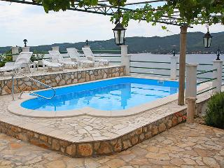 4 bedroom Villa in Orebic Viganj, South Dalmatia, Croatia : ref 2284685