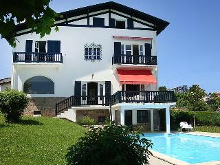 Villa in Saint Jean de Luz, Basque Country, France, Ciboure (Ziburu)