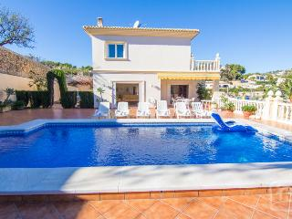 6 bedroom Villa in Benissa, Costa Blanca, Spain : ref 2287044