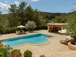 4 bedroom Villa in San Jose, Sant Jordi de ses Salines, Baleares, Ibiza : ref