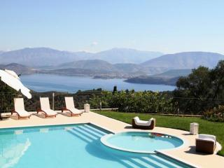 Villa in Kassiopi, Corfu, Greece, Avlaki