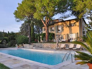 Villa in Saint Paul De Vence, Cote D'azur, France, St-Paul-de-Vence