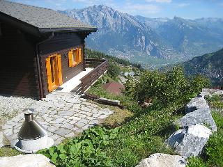 3 bedroom Villa in La Tzoumaz, Valais, Switzerland : ref 2296580