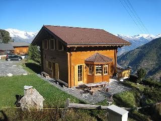 Villa in La Tzoumaz, Valais, Switzerland