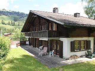 Apartment in Saanenmoser, Bernese Oberland, Switzerland