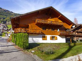Apartment in Champery, Valais, Switzerland, Champéry