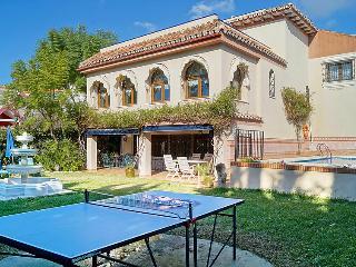 Villa in Malaga, Costa del Sol, Spain