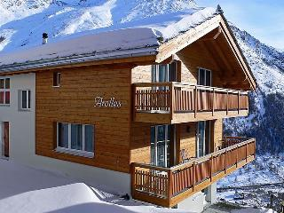 5 bedroom Apartment in Saas Fee, Valais, Switzerland : ref 2298871, Saas-Fee