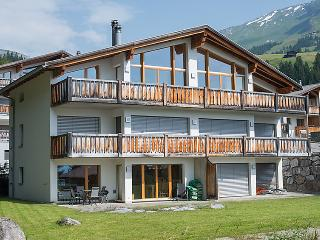 2 bedroom Apartment in Flims, Surselva, Switzerland : ref 2299703