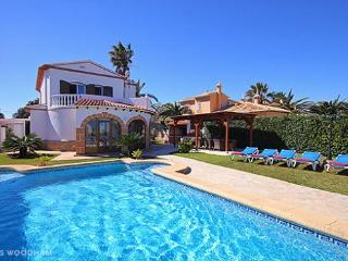 3 bedroom Villa in Denia, Alicante, Costa Blanca, Spain : ref 2306479