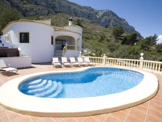 3 bedroom Villa in Denia, Alicante, Costa Blanca, Spain : ref 2306484